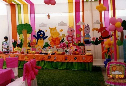 Decoración de fiestas infantiles lima - Imagui