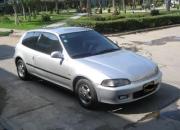 Vendo Honda Civic HatchBack Año 95 .Excelente