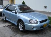 Vendo Subaru Impreza 2004 como nuevo! - De USO PERSONAL
