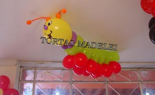 Decoración de globos para fiestas infantiles princesas lima peru ...