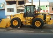 Vendo cargador frontal cat 962g-ii del 2006