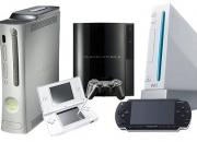 Compro/intercambio consolas de video juegos