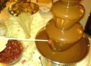 FUENTE DE CHOCOLATE... realmente irresistible !!!