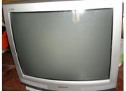 Vendo tv color c/r sharp 230 soles