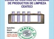 CURSO DE CONTROL DE CALIDAD DE PRODUCTOS DE LIMPIEZA ? Curso de  Ceateci