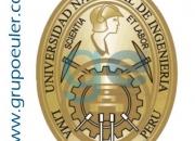 CLASES PERSONALIZADAS DE MATEMATICA FISICA QUIMICA y cursos afines GRUPO EULER ? UNI SAN M