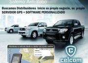 PLATAFORMA GPS RASTREO SATELITAL SERVIDOR SOFTWARE