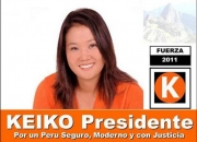 Keiko presidente (2011 ? 2016)
