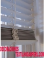Persianas Marca Faber J&P Persianas Horizontales de Aluminio Marca Turning , 25 mm 16mm