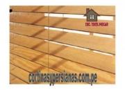 MINI Persianas ventas instalaciones- 993952634 persianas venecianas, persianas de aluminio - Lima