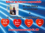 San Valentín: 02 regalos por el precio de 01