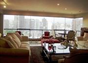 San isidro alquilo flat 360 m2  amoblado a1- frente al golf