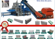 Ladrillera 4800 multiuso: bloques, ladrillos y mas