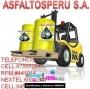 Venta de asfalto rc-250 liquido,emulsion asfaltico rpm:*865100 next:129*5205