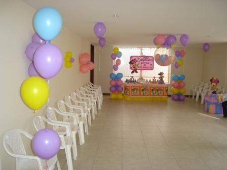 Decoraci n fiestas infantiles lima imagui - Decoracion fiestas infantiles para ninos ...