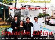 Aa1-orquesta para matrimonios - sensación latina