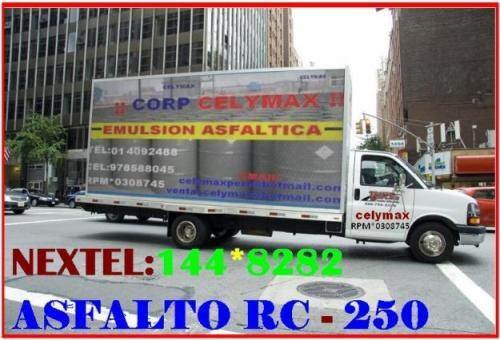 Ventaa dee asfaltoo rc - 250 a nivel nacional next:144*8282