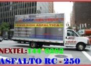 Ventaa dee asfaltoo rc - 250 a nivel nacional nex…