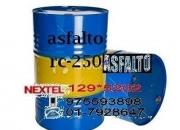 Venta de emulsion asfaltica de rotura rapida .asfalto rc-250,mc-30 next:129*5205