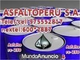 Ofecemos a la venta de asfalto rc-250,alquitran rc-250 ,brea liquida next:600*2887