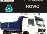 Gran oferta de camiones howo.