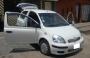 Venta 2 Toyota Starlet, 1 Chevrolet N200, 1 Toyota vitz y 1 toyota hilux