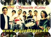 Orquestas para matrimonios .... sensacion latina …