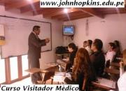 JOHN HOPKINS - VISITADOR MÉDICO PROFESIONAL