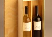 Cajas de madera para vinos y licores