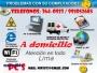 Reparacion servicio soporte tecnico de Pc y Laptop a Domicilio