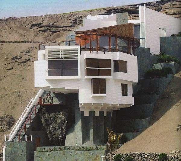Pin fotos de construccion casas playa y campo en lima on for Construccion casas de campo