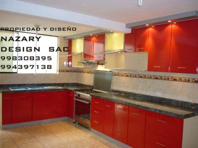 Muebles de cocina pequea good cocinas pequenas muebles for Muebles de cocina pequena