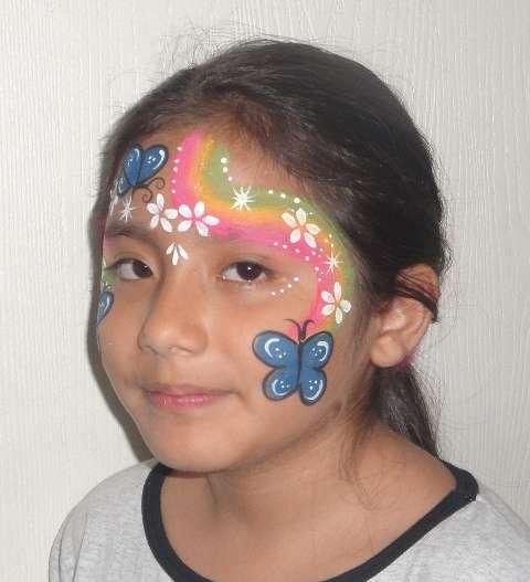 Decoraci n de fiestas infantiles mini spa caritas pintadas pictures to - Pics Photos Related Pictures Caritas Pintadas Para Fiestas