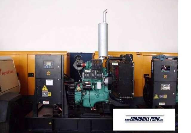 Venta generador de corriente 60 kw cummins