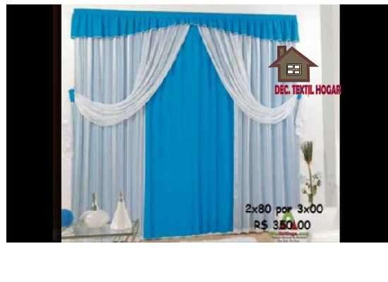 Cortina tradicional, {990869913} cortinas con argollas,