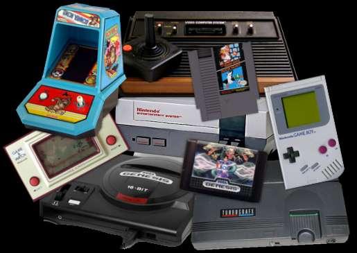 ¿tienes juegos de video antiguos? ¡escríbenos!