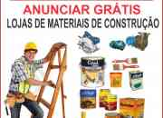 Anunciar grátis materiais de construção civil e e…