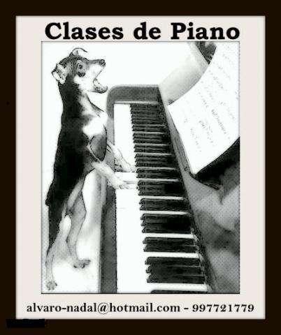 Clases de música/piano