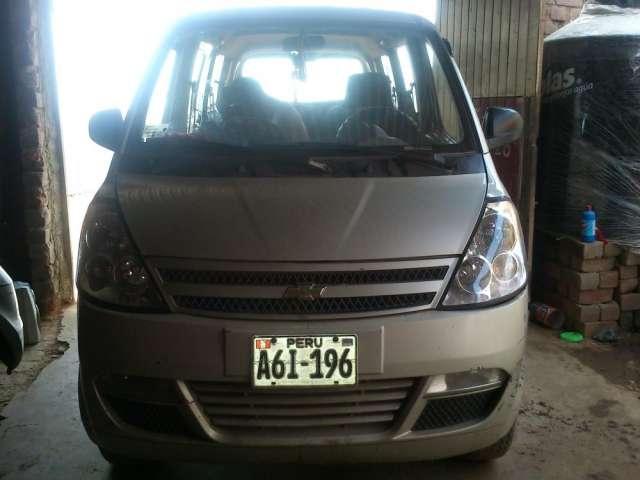 Vendo lindo minivan n 200 chevrlot
