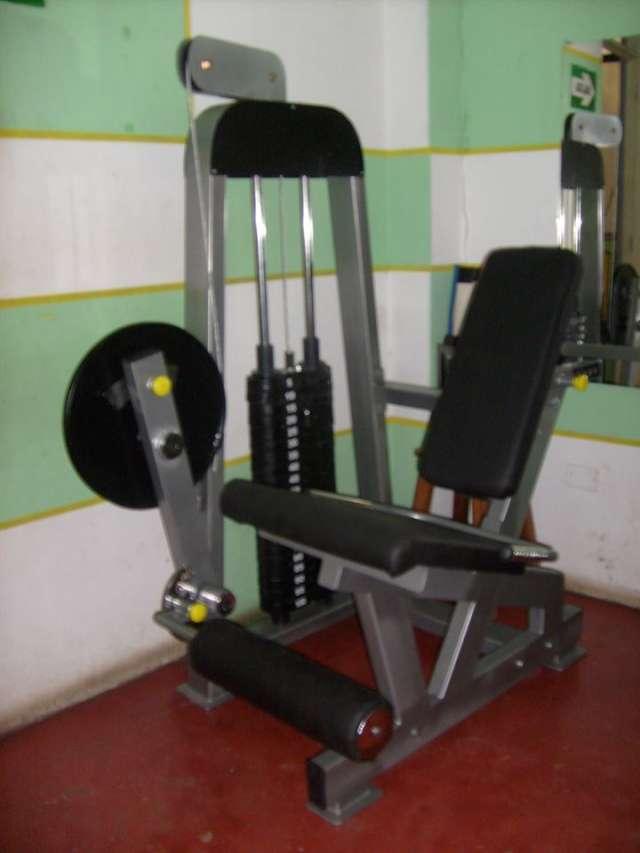 Maquinas de gimnasio, fabricación y venta.