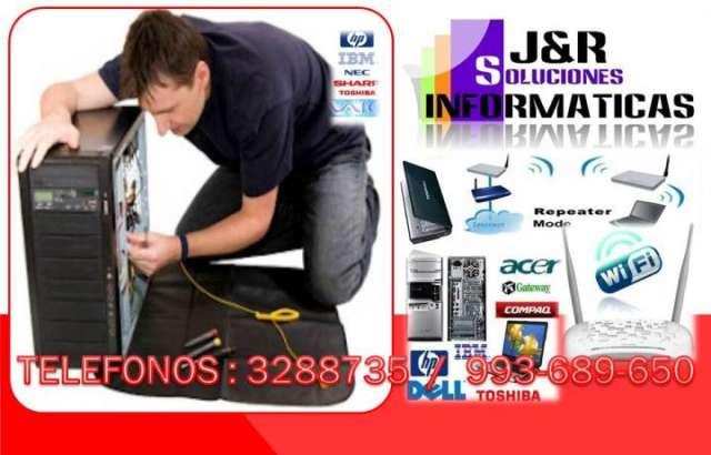 Servicio tecnico a redes wifi,instalacion de repetidores wifi,computadoras,laptops,a domicilio y oficinas