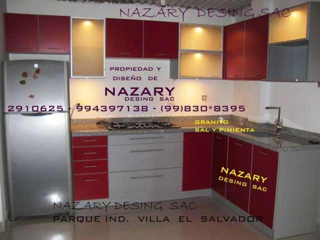 Muebles de cocina villa el salvador lima for Muebles de cocina peru