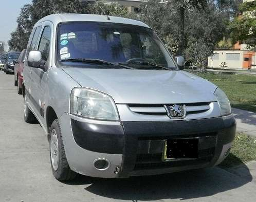 Vendo peugeot partner familiar 2005 full $6100
