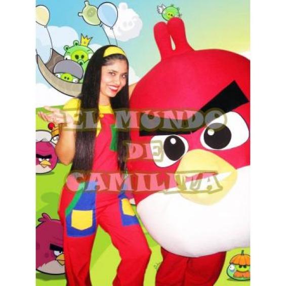 Fiestas infantiles show infantil lima el mundo de camilita