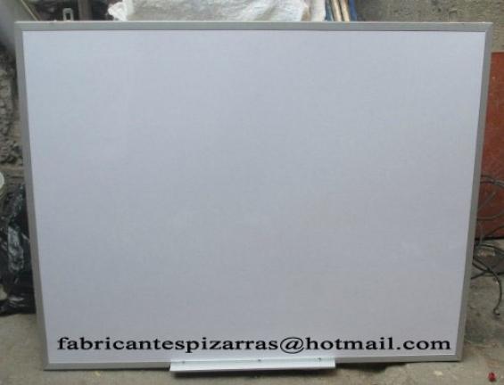 Pizarras acrilicas blancas somos fabricantes varios tamaños 100% nuevas ¡!