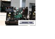 Generador electrico Cummins de 100 kw de potencia