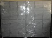 locker metalico de 12 puertas