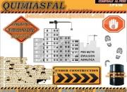 El mejor asfalto encuentralo en quimiasfal perù