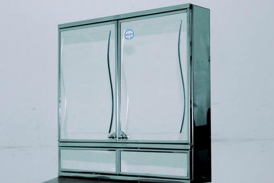 """.modelo  """"ñoño""""  caja:  19 x 20      puertas de costado:  9  15/16  x  14 1/8    cajones:  9 15/16  x 3   costo:  acero: s/. 120 (nuevos  soles)"""