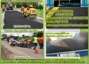 Emulsion asfaltica de rotura lenta&facturado